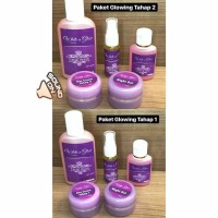 White N Glow Paket Glowing Tahap 1