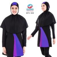 Baju Renang Wanita Muslim Muslimah Premium Dewasa EFC-007