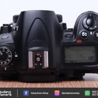 [SECONDHAND] Nikon D7000 - Body Only 5510 @Gudang Kamera Malang