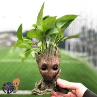 UNICO- Baby Groot Figure Pot / Gurdian of the Galaxy Groot