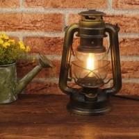 Lantern vintage edison lamp lampu meja kamar klasik lentera gantung