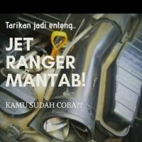 Turbo Ventilator Jet Ranger SINGLE, PENGHEMAT BENSIN [MOBIL / MOGE]