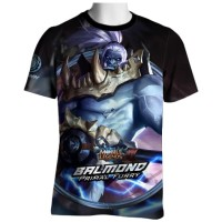 Balmond Skin Primal Furry Remake Mobile Legends T-shirt
