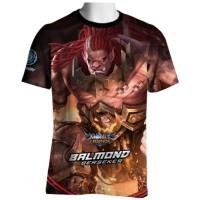 Balmond Skin Berseker Christmass Carnival Mobile Legends T-shirt