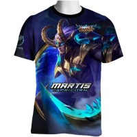 Martis Skin Carpicorn Mobile Legends T-shirt