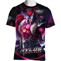 Hylos Skin Phantome Seer Mobile Legends T-shirt