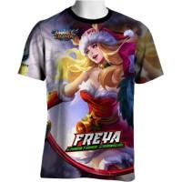 Freya Skin Christmass Carnival Mobile Legends T-shirt