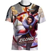 Zilong Skin Christmass Carnival Mobile Legends T-shirt