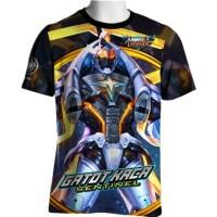 Gatot Kaca Skin Sentinel Mobile Legends T-shirt