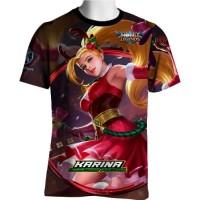 Karina Skin Christmass Carnival Mobile Legends T-shirt