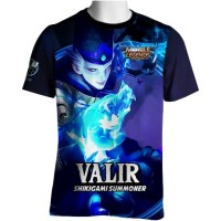 Valir Skin Shikigami Summoner Mobile Legends T-shirt
