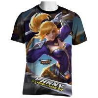 Fanny Skin Blade Dancer Mobile Legends T-shirt