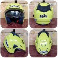 Dijual Helm doubel visor standart ink cx22 ink t1 putih good Murah