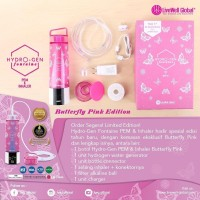 hydrogenfontaine pem pink (inc packing bubble 5000)