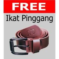 ORIGINAL Sepatu S van Decka ITK014 FREE Ikat Pinggang
