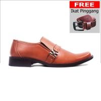 ORIGINAL Sepatu S van Decka ITK010XT FREE Ikat Pinggang
