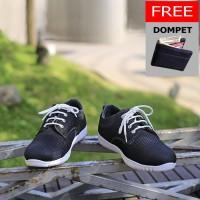 ORIGINAL Sepatu S van Decka DONL011 Bonus Dompet
