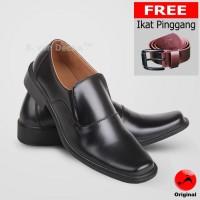 ORIGINAL Sepatu S van Decka ITK012 FREE Ikat Pinggang