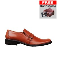 ORIGINAL Sepatu S van Decka ITK010T FREE Ikat Pinggang