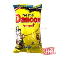 Harga dancow fortigro susu coklat nestle kemasan plastik pouch | Pembandingharga.com