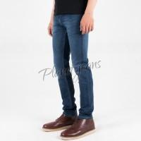 Harga celana jeans panjang pria slimfit denim slim fit original cowok | Pembandingharga.com