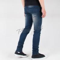 Harga celana jeans panjang skinny pria denim cowok pensil premium p b | Pembandingharga.com