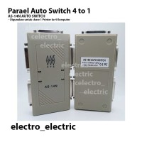 Auto switch printer Parallel AS 14N MADE IN CINA