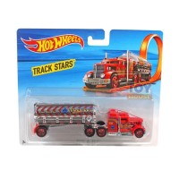 Hot Wheels Truck Track Stars Fuel And Fire Track Star Truk Hotwheels