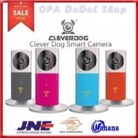 Clever Dog Smart Security IP Cam - Camera CCTV Baby Monitor - Abu-abu