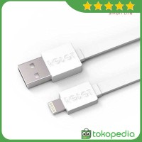 Vivan Robot Lightning Cable For Iphone 5/6/7 - Kabel Data / Charger