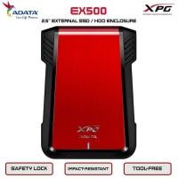 "Adata EX500 Gaming Enclosure XPG Eksternal Case HDD/SSD 2,5"""