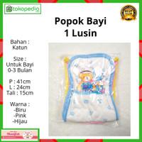 1 Lusin / 12 pcs Popok Tali bayi baru lahir newborn murah halus lembut