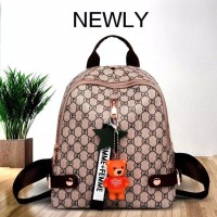Backpack Ransel Tas Punggung ABG Remaja Wanita Import Korean JC-BF02