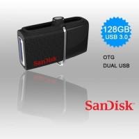 SANDISK FLASHDISSK OTG 128GB 150MBPS USB 3.0 / OTG 128 GB 150 MB/S ORI