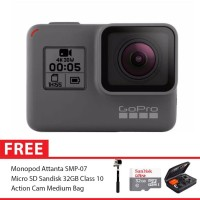 GoPro Hero5 / GoPro Hero 5 Black Combo Deluxe 32GB