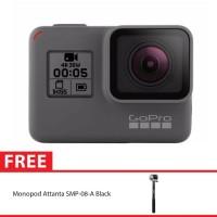 GoPro Hero5 / GoPro Hero 5 Black + Tongsis Attanta 08-A