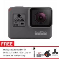 GoPro Hero5 / GoPro Hero 5 Black Combo Deluxe 16GB Spin