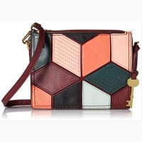 Tas Fossil Campbell Patchwork Bag