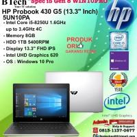 HP Probook 430 G5 - 5UN10PA Intel Core i5-8250U/8GB/1TB/WIN10PRO/1YR