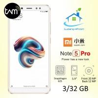 Xiaomi Redmi Note 5 3/32GB Garansi Resmi TAM