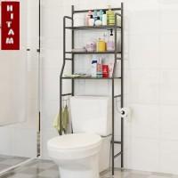 Rak Kamar Mandi Rak Toilet Rak Tempat Handuk Rak Peralatan Mesin Cuci