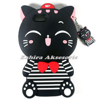 Karakter Boneka Mimi Cats 3d Case Oppo A3s / Oppo Realme C1