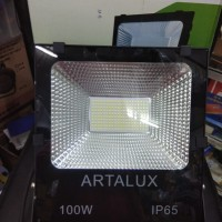 Lampu LED Sorot 100W 220V Flood Light Outdoor artalux ar 8100