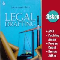 Legal Drafting - Muhammad Ishom