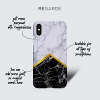 Marble Edition - Regarde Custom Case All Type