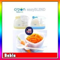 Blender baby perlengkapan makan bayi Crown easy blend Food Processor