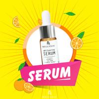 Mellydia Serum Kinclong - Skincare Original BPOM