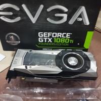 EVGA Geforce GTX 1080 TI Founder Edition 2nd Like New Fullset