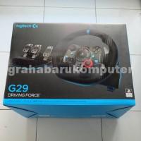 6dc32ef9072 Update - Logitech Driving Force G29 + Shifter Racing Wheel Ps4 Gran