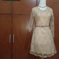 Harga dress brokat   Pembandingharga.com
